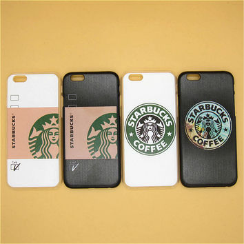 Hot Sale Fashion Starbuck Coffee Plastic Slim Back Cover Skin for Apple iPhone 5 5s Ultra Thin Hard Phone Case Shell