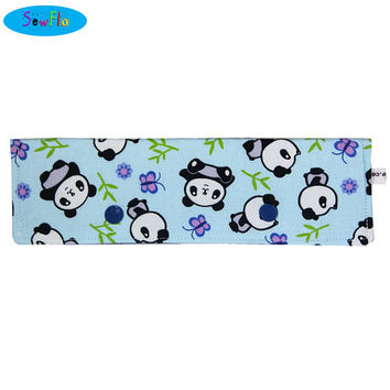 NEW! Double Pointed Knitting Needle Case-Panda DPN Cozy-Knitting Accessory-Knitters Gift
