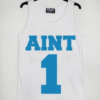 Aint N.W.A Lyric Awesome Unisex Tank Top Adult