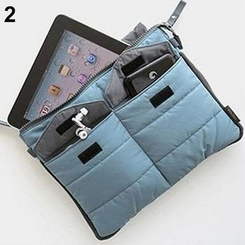 new Multifunctional Portable Soft Tablet Carry Bag for iPad size 7