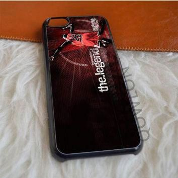 CREYUG7 Chicago Bulls Michael Jordan iPhone 5C Case