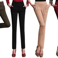 Women's Harem Slacks