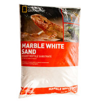 National Geographic™ Marble Reptile Sand | Substrate & Bedding | PetSmart