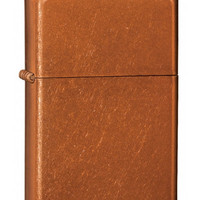 Zippo Toffee Finish Lighter