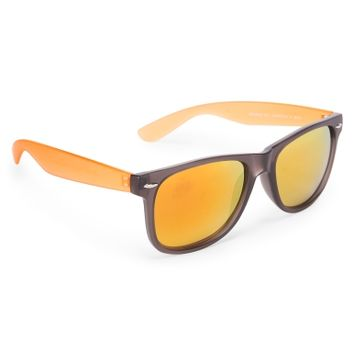 Colorblock Wayfarer Sunglasses