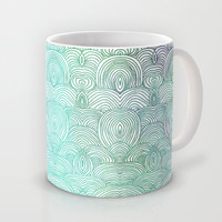 Up In The Sky Mug by Pom Graphic Design