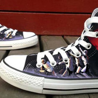 Star Wars  Custom High Top Canvas Shoes for Women,men