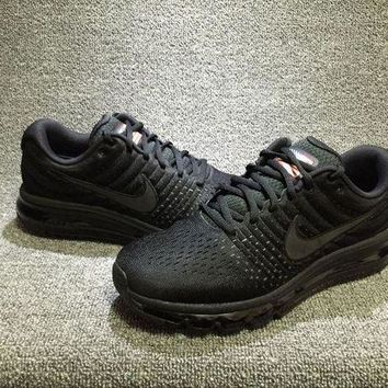ONETOW NIKE AIR MAX 2017 'Triple Black '