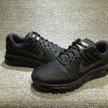 DCCKBE6 NIKE AIR MAX 2017 'Triple Black '