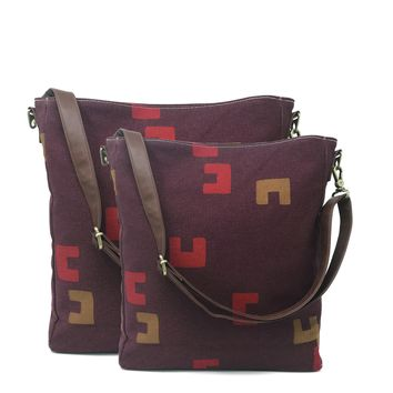 City Sling Crossbody Bag - Jordaan