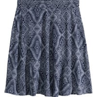 H&M Patterned skirt £12.99