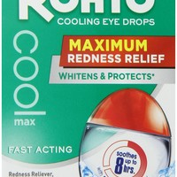 Rohto Maximum Redness Relief, 0.4 fl oz