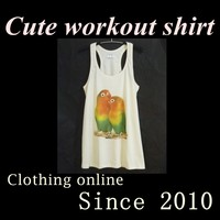 Cute workout shirt — Products