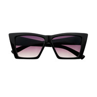Retro Style Tip Pointed Womens Cat Eye Sunglasses Shades C32