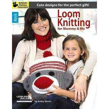 Loom Knitting for Mommy & Me