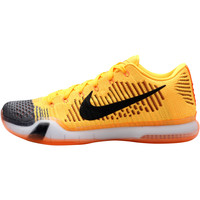 Nike Kobe X Elite 'RIVALRY' - Total Orange/Laser Orange/Tumbled Grey/Black