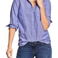 Old Navy Womens Oxford Shirts