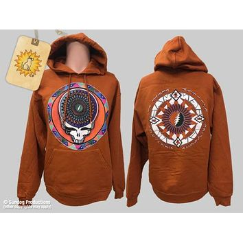Grateful Dead Steal Your Feathers Hoodie