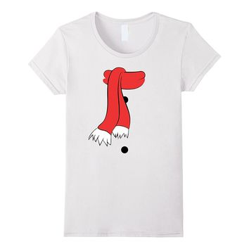 Funny Jeezy The Snowman Costume Christmas T-Shirt