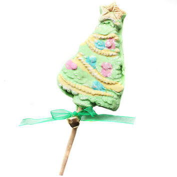 Christmas Magic bubble bar Wand
