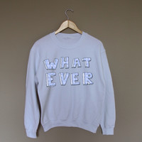 Whatever - White