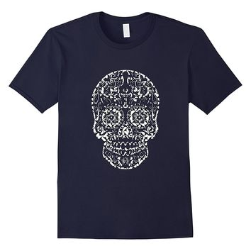 Mexican Sugar Skull T-Shirt