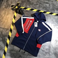 '' Champion '' Women Zip Jacket Coat