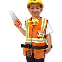 Melissa & Doug Melissa & Doug Construction Worker Dress-Up Set - Kids