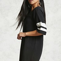 Babes Varsity Stripe Dress