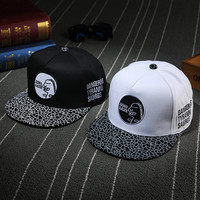 Couple Summer Cotton Outdoors Sports Cap Baseball Cap [9730951683]