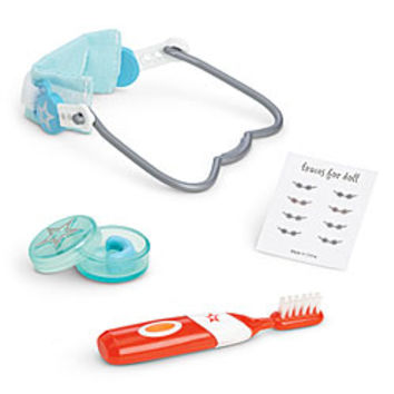 American Girl® Dolls: Healthy Smile Set for Dolls