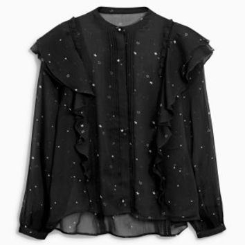 Buy Ruffle Blouse online today at Next: United States of America