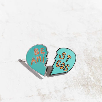Annie Free X UO Best Amigos Pin Set - Urban Outfitters