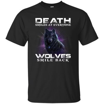 Death smiles at everyone UB™ - Wolf