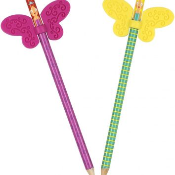 Sketch & Color Magical Fairy Pencils