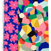 Vera Bradley Three-Subject Notebook with Pockets | Dillards