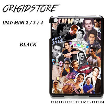 Dylan O'brien Photo Collage For Ipad Mini 2 Ipad Mini 3 Ipad Mini 4 Case Please Make Sure Your Device With Message Case UY