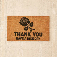 Chinatown Market For UO Thank You Doormat   Urban Outfitters