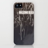 The Walking Dead iPhone Case by justjeff | Society6