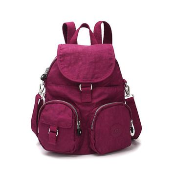 Women waterproof travel backpack mochilas feminina escolar Shoulders Bags school backpacks Casual Daypacks small