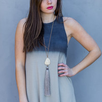 Fall to Pieces Dress