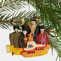 Beatles Submarine Ornament- Assorted One