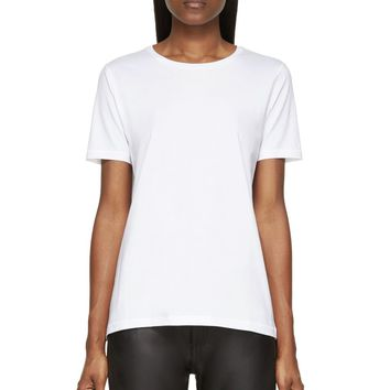 Acne Studios White Vista T-shirt