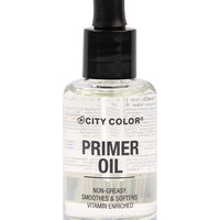 City Color Primer Oil