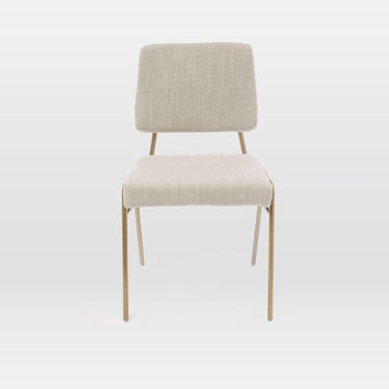 Wire Frame Dining Chair   west elm AU