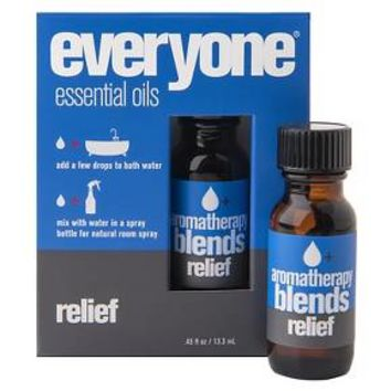 Everyone Relief Aromatherapy Essential Oil - 0.45 oz