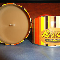 Reese's Peanut Butter Cups scented candle incense milk chocolate peanut butter