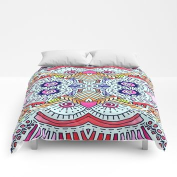 Fiesta Comforters by DuckyB