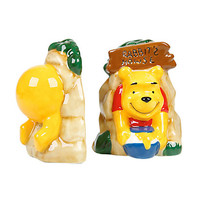 Disney Winnie The Pooh Salt & Pepper Shakers