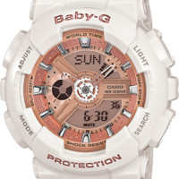 BA110-7A1 - Baby-G White - Womens Watches | Casio - Baby-G
